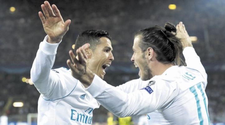 Ligue des champions : Le Real au-dessus du lot