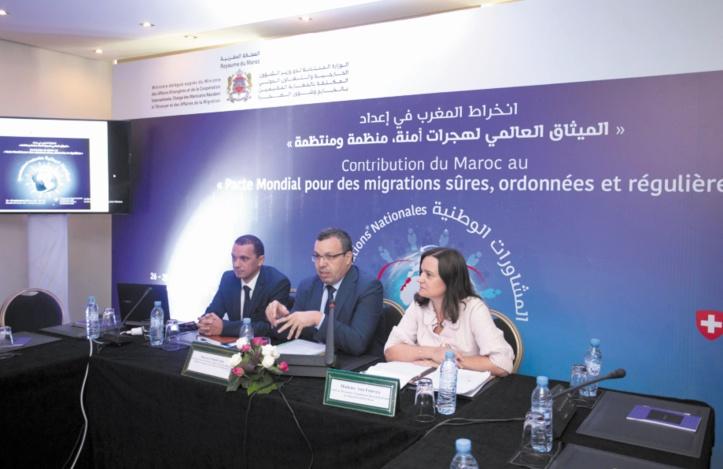 Entame du dialogue national sur le traité mondial de l'immigration