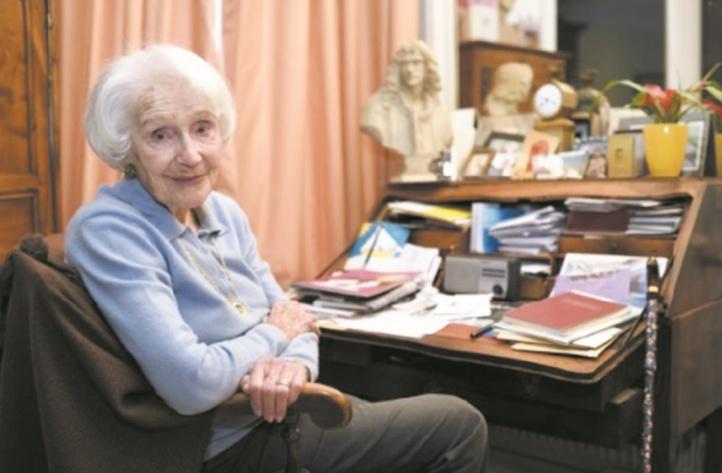 Gisèle Casadesus, l'ingénue aux 103 printemps