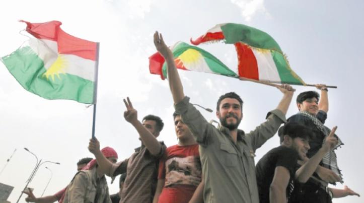 """Après son """"oui"""" massif à l'indépendance, le Kurdistan irakien de plus en plus isolé"""