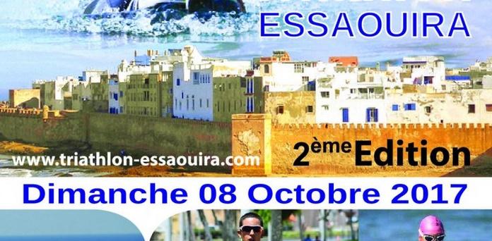 Essaouira s'apprête à accueillir son triathlon