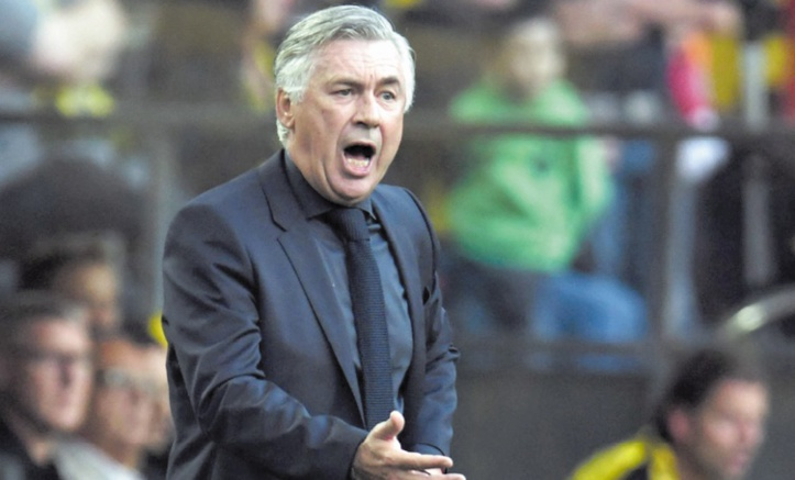 Ancelotti débarqué par le Bayern après la débâcle à Paris