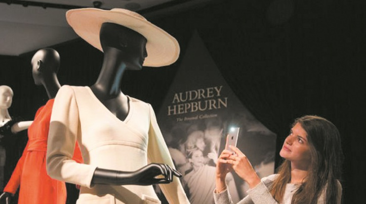 La collection personnelle d'Audrey Hepburn mise aux enchères