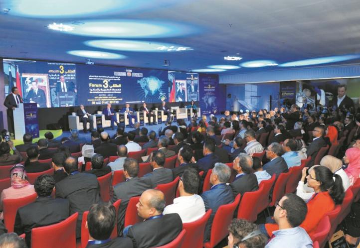 Abdelkrim Benatiq au Forum des compétences marocaines en Allemagne