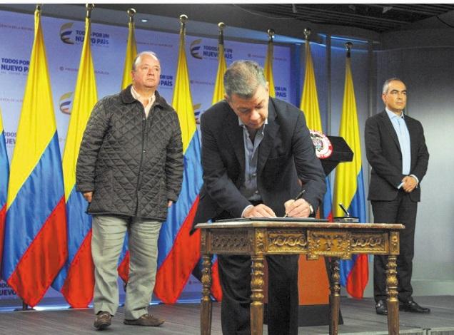 Début du cessez-le-feu en Colombie avec l'ELN