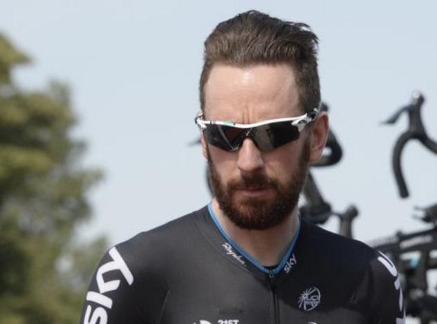 Insolite : Cyclistes barbus