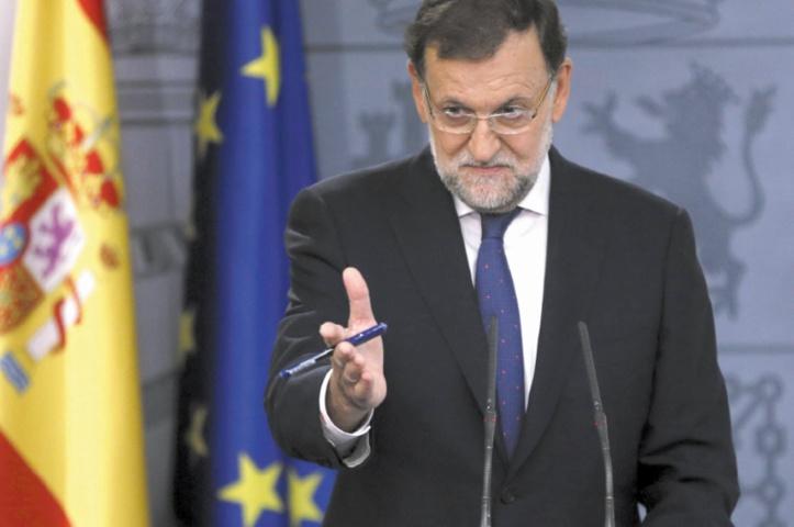 Rajoy face à une crise politique majeure en Espagne
