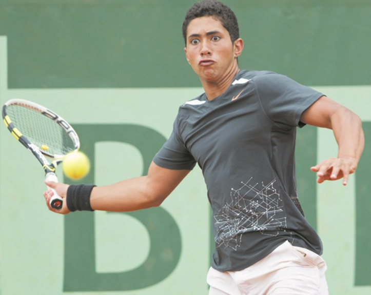Youssef Hossam, l'espoir du tennis africain cherche un sponsor