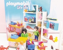 Insolite : Playmobil dans les voies respiratoires