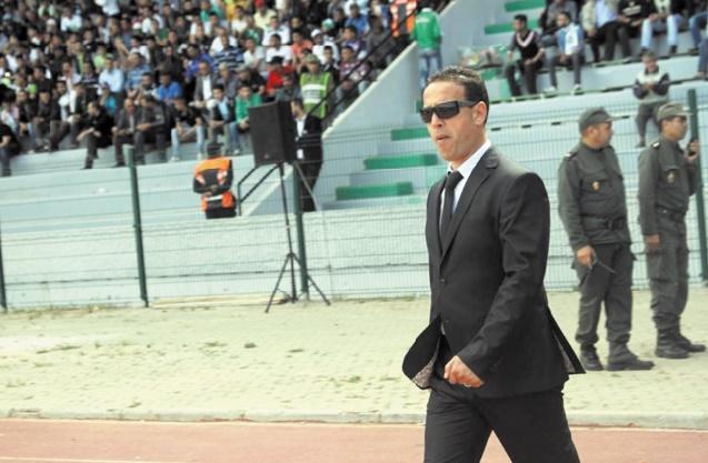 Aït Djoudi limogé : Fakhir pressenti au poste de coach de l'Olympique