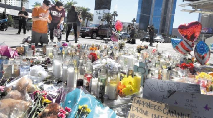 Le mystère pèse toujours sur le mobile du tueur de Las Vegas