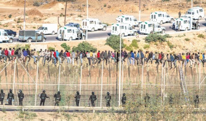 L'Espagne cueillie à froid pour ses refoulements à chaud