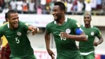 Nigeria premier qualifié africain