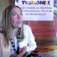 """Entretien avec Marie Christine Saragosse, directrice générale de la chaîne francophone :  """"TV5 est très attachée au dialogue des cultures"""""""