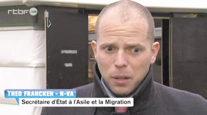 Le Maroc proteste contre les propos de Theo Francken