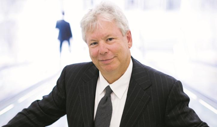 Richard Thaler, le Nobel d'économie qui veut dépenser son prix de manière irrationnelle