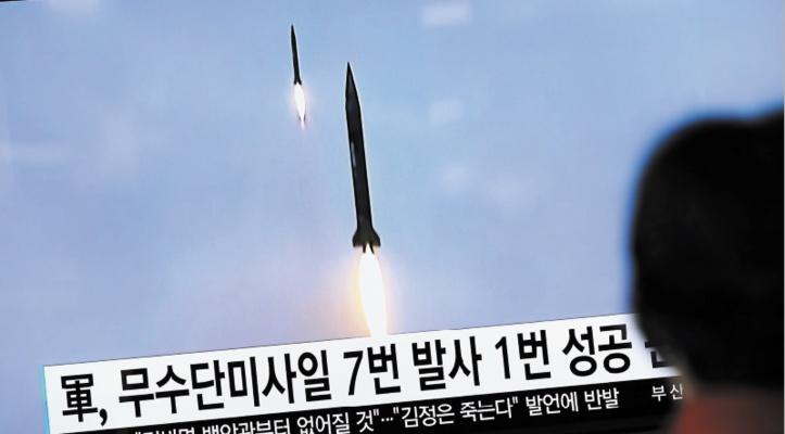 La Corée du Nord décidée à mettre les USA à portée de missiles