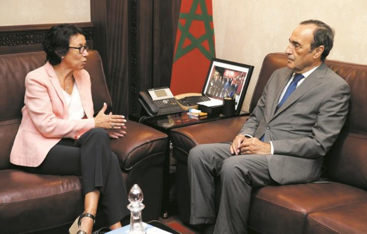 Habib El Malki reçoit Leila Rhiwi : La question féminine au centre des entretiens