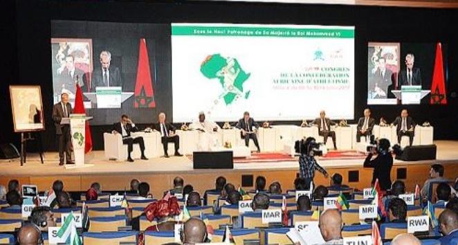 Adoption à l'unanimité des statuts de la Confédération africaine d'athlétisme