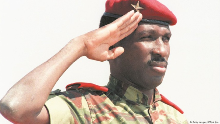 Sankara, figure légendaire qui dépasse les frontières du Burkina