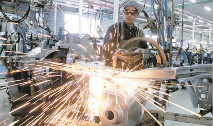 Hausse de l'investissement dans le secteur des industries manufacturières