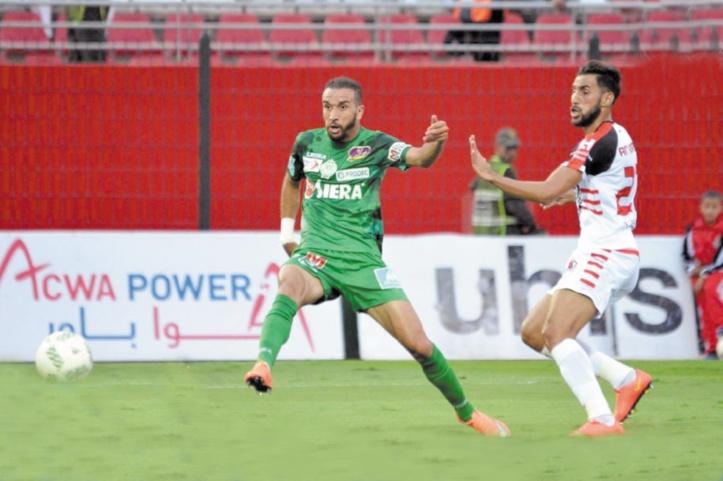 Le Raja et la RSB se maintiennent en Coupe du Trône