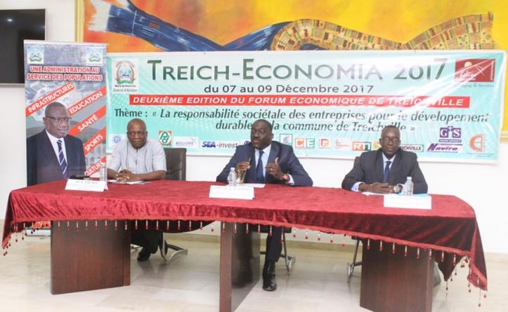 """Le Maroc invité d'honneur du deuxième Forum """"Treich Economia"""" à Abidjan"""