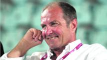 Bernard Simondi aux commandes de l'OCK  Du pain sur la planche pour le technicien français