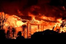 Le bilan des incendies en Californie s'alourdit