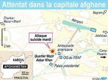 2009, année la plus meurtrière depuis la chute des Talibans : Nouvel attentat-suicide à Kaboul
