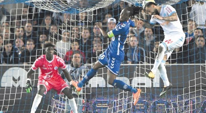 """Ligue 1 : L'OM piétine avant le """"clasico"""""""