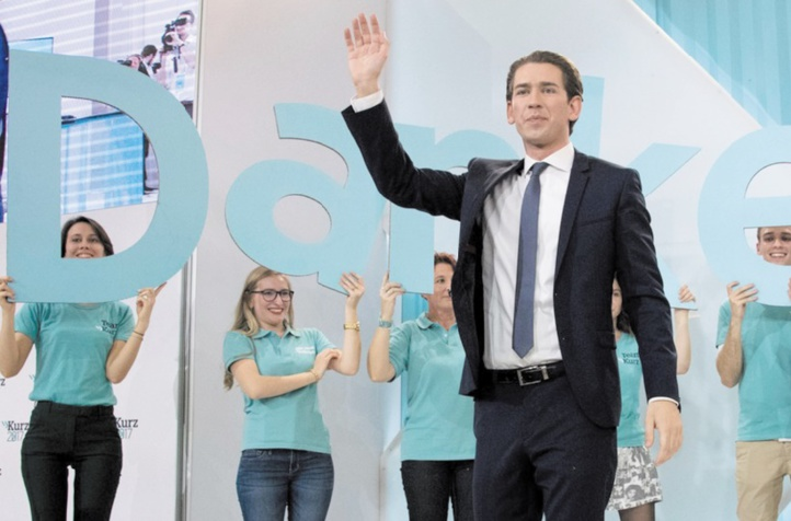 Victoire d'un conservateur aux élections autrichiennes