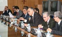 Tenue de la 8ème réunion du Comité de Veille Stratégique : L'amplitude de la reprise en 2010 demeure incertaine