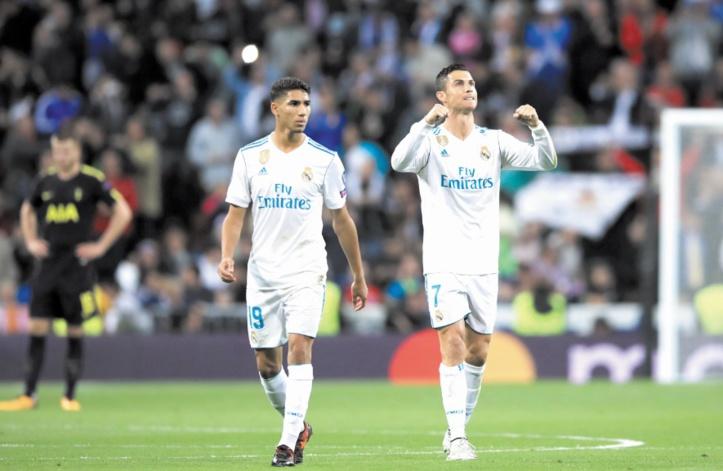 Ligue des champions : Le Real stoppé par Tottenham