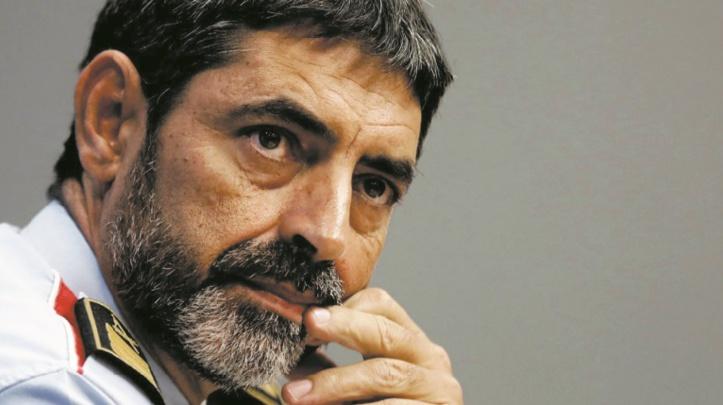 Trapero, chef de la police catalane, héros, martyr ou traître à la nation ?