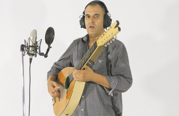 """Ommi Al Ghalia"" nouvel album de Mostafa Et-Taib"