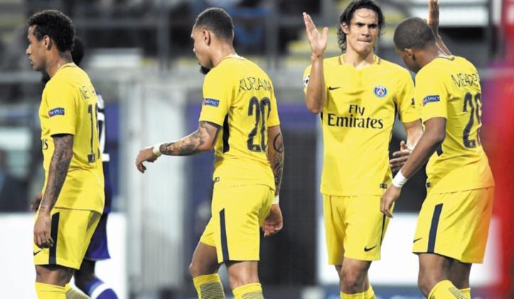 Ligue des champions : Paris compte déjà un petit chelem
