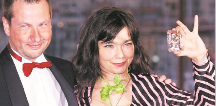 Les révélations fracassantes de Björk