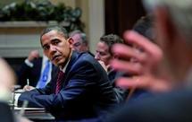 Barack Obama et Wall Street