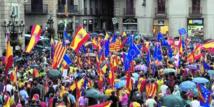 Des mesures draconiennes pour  empêcher la sécession de la Catalogne