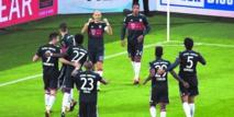 Le Bayern rejoint Dortmund en tête de la Bundesliga