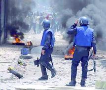 L'expulsion d'une famille de martyr de la guerre d'indépendance algérienne embrase la localité :  Émeutes aux Eucalyptus