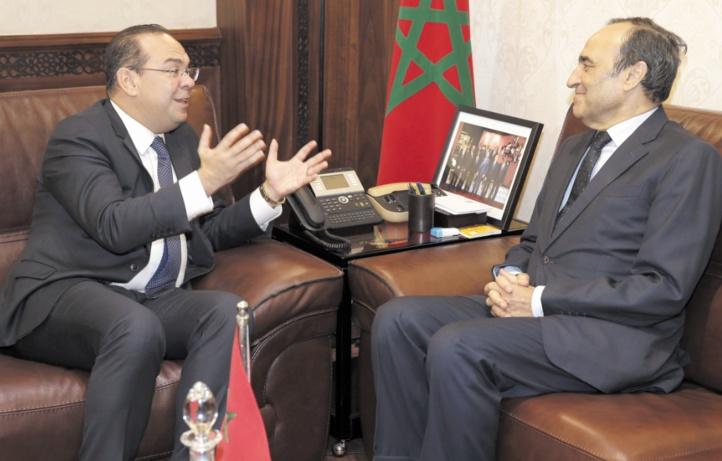 Droits de l'Homme et défense des libertés au centre d'entretiens maroco-tunisiens à Rabat