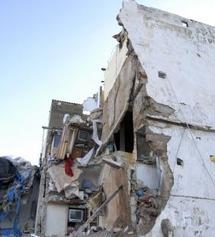 Casablanca : Relogement des victimes des maisons effondrées