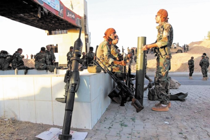 Les Kurdes d'Irak proposent de geler le résultat du référendum