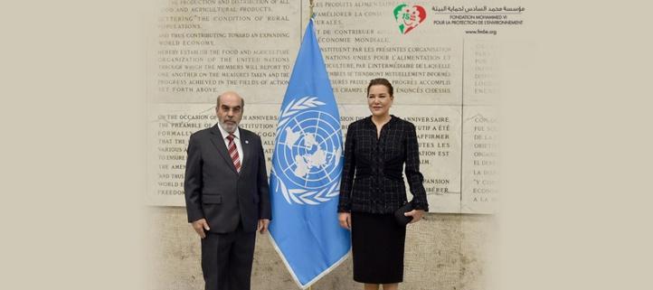 Signature d'un programme de coopération entre la Fondation Mohammed VI et l'ISESCO