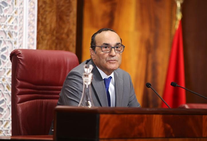 Habib El Malki :  Le Parlement prendra une part active à la prise de décision en matière financière