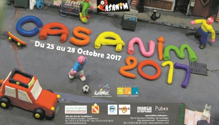 Lever de rideau sur le Festival international du film d'animation à Casablanca
