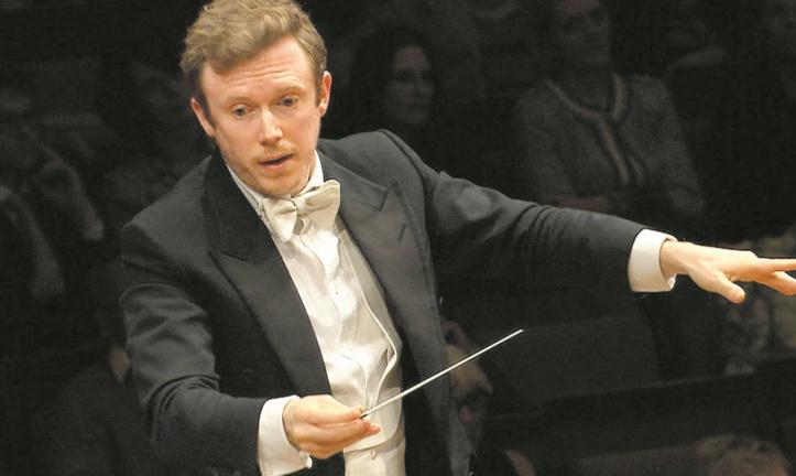 Ça plane pour lui Daniel Harding, chef de l'Orchestre de Paris et pilote d'avion