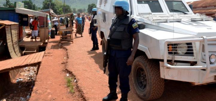 HRW appelle à un renforcement des Casques bleus en Centrafrique